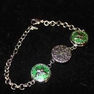 "Jewelry - ""Snap"" bead bracelet"